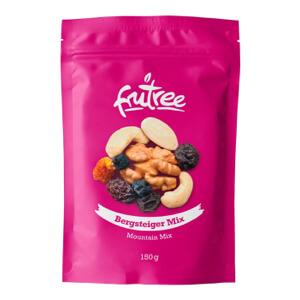 Trockenfrüchte, Nüsse, Früchte und Nüsse in Schokolade in praktischen Verpackungen für jeden Anlass..