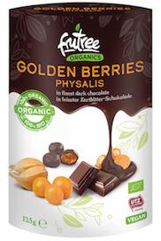 Bio sušené ovocie a orechy v čokoláde priamo od výrobcu Frutree