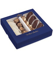 Čokoládové pralinky Blue Collection priamo od výrobcu Frutree