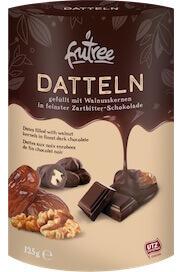 Plnené datle v čokoláde priamo od výrobcu Frutree
