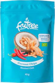 Ochutené kokosové snacky priamo z baliarne   Frutree