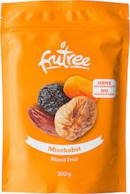 Sušené ovocie a orechy s čistou, prírodnou chuťou a zachovaným živinami   Frutree