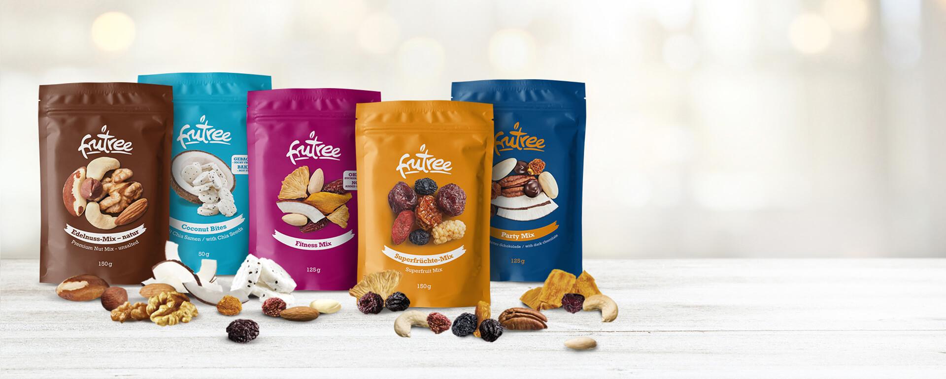 Ochutnajte čistú a prírodnú chuť sušeného ovocia a orechov priamo z baliarne | Frutree